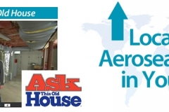aeroseal ask this old house